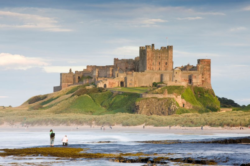 bamburgh castle (telegraph.co.uk)