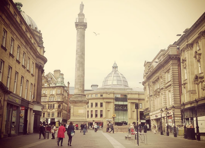 11 Grey's Monument (instagram.comu_student)