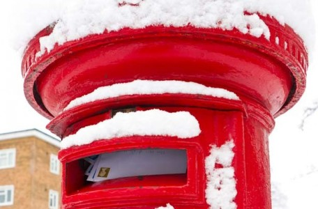 Top tips for Christmas post